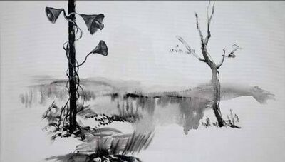 Qiu Anxiong 邱黯雄, 'Still from Flying South 雁南', 2006