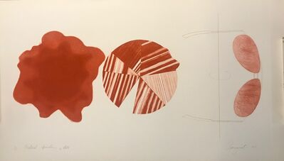 James Rosenquist, 'Federal Spending, 2nd State', 1978