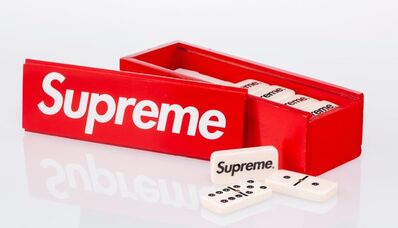 Supreme, 'White Dominos', 2012