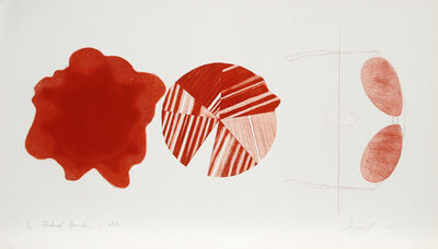 James Rosenquist, 'Federal Spending (2nd State)', 1978