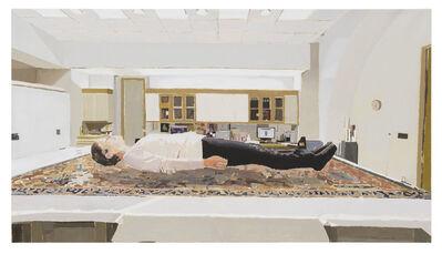 Fatma Shanan, 'Floating Self-Portrait', 2019