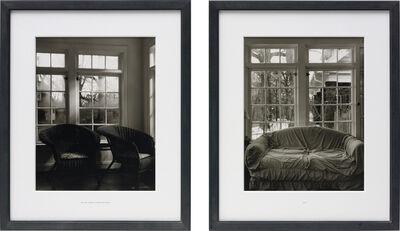 Lorna Simpson, 'Interior/Exterior, Full/Empty No. 17', 1997