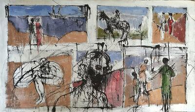 David Daoud, 'Empreintes', 2017