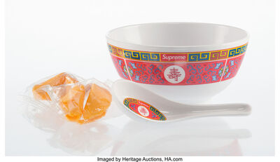 Supreme, 'Longevity Soup Set', 2016