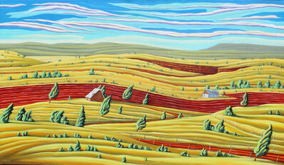 Jono Tew, 'After the Tilling'