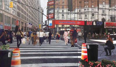 Claudio Filippini, 'Broadway 1', 2018