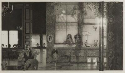 Peter Milton, 'Family Reunion: American Interior I', 1984
