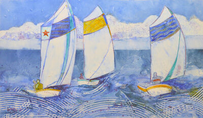 Kathy Daywalt, 'A Fair Wind'