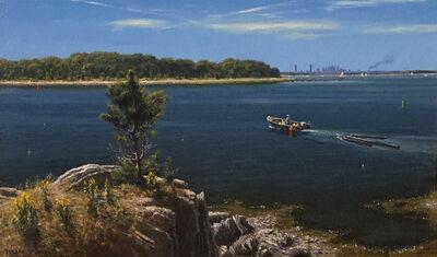 Joseph McGurl, 'The Boston Harbor Islands Project: Salvaging Lumber, Slate Island', 2018