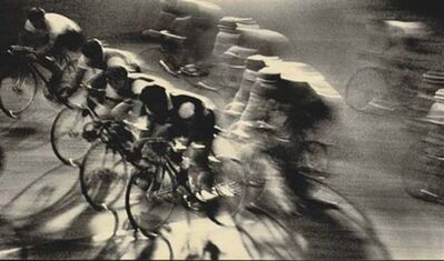 Lev Borodulin, 'Bicycle Races', 1964