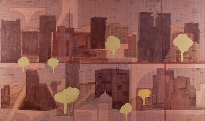 Jose Tannuri, 'Urbânico - Paisagem Minha Janela III', 2013