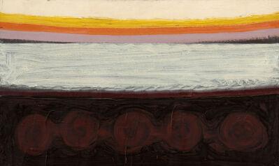 Lawrence Calcagno, 'Fog Bank', 1964