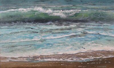 Carole Malcolm, 'Shoreline Study 25118', 2019