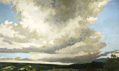 Nicole Strasburg, 'January Sky', 2015