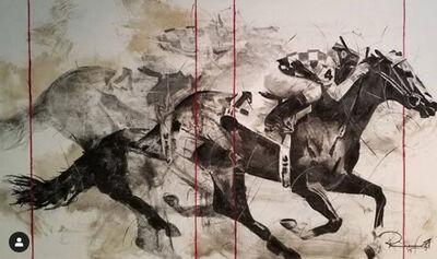 Riaan van Zyl, 'Horserace', 2019