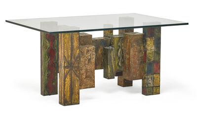 Paul Evans, 'Rare Skyline dining table', 1973