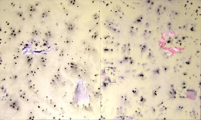 Hanibal Srouji, 'Particules de Mont Puget - 1995', 1995