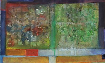 Frank Bowling, 'Storm Window III', 1992