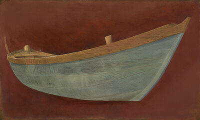James Dodds, 'Bow of a Venetian Work Boat 2 (Study)'