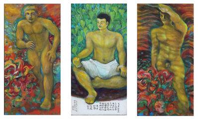 Chiang Hsun, '肉身覺醒', 2014