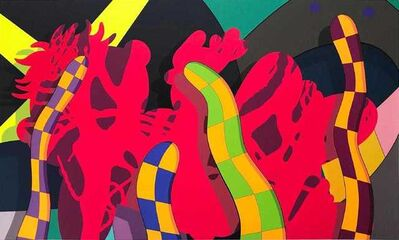 KAWS, 'Lost time', 2017