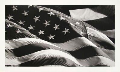 Robert Longo, 'Untitled (Flag)', 2013