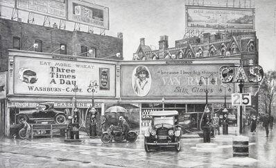 Eric Green, 'NYC Street Scene'