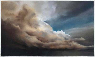 Zaria Forman, 'Cloud Study No. 1', 2004