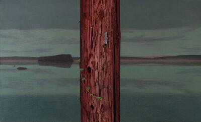 Eric Green, 'Pole', 1994