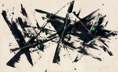 Judit Reigl, 'Outburst', 1957