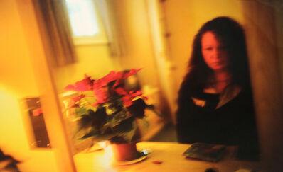 Nan Goldin, 'Self-portrait in my pyjamas, The Priory Clinic, London', 2002