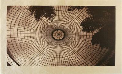 Penelope Stewart, 'Oculus Dome, Kibble Palace, Glasgow (sepia)', 2018