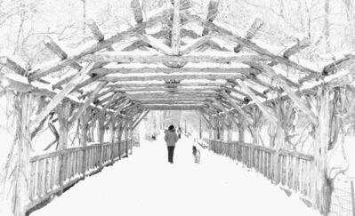 Denise Dell'Olio, 'Snow Harbor', February 2014