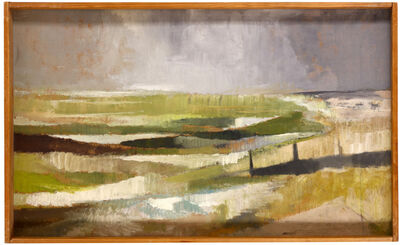 Bernard Myers, 'Along the coast', Painted in the 1950s.