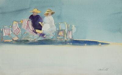 Dalva Duarte, 'Beach Scene XVII', 1980-1990