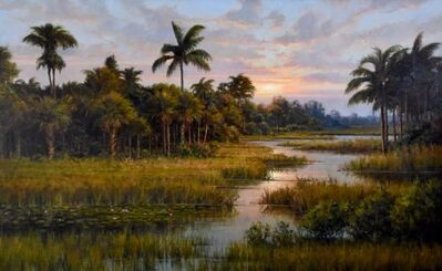Frank Corso, 'High Water Sundown', 2018-2019