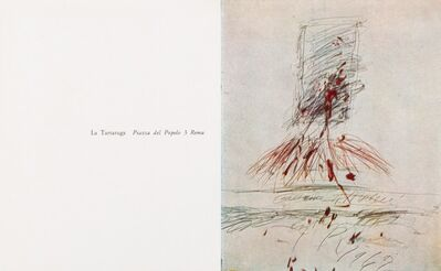 Cy Twombly, 'Giuliano dè Medici', 1962