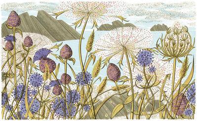 Angie Lewin, 'Island Summer', 2014