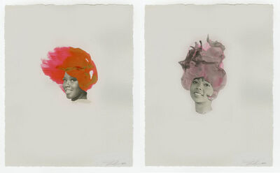 Lorna Simpson, 'Persimmon; Magical', 2014