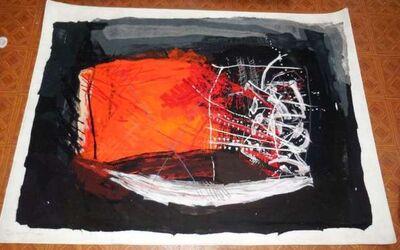 Calman Shemi, 'Stendhal #2 Soft Tapestry wall hanging', 1980-1989