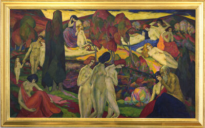 William S. Schwartz, 'Utopia', 1924
