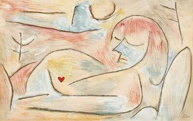 Paul Klee, 'Winter', 1938