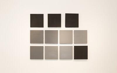 Noriyuki Haraguchi, 'Eleven Squares', 2019