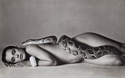 Richard Avedon, 'Nastassja Kinski and the Serpent, Los Angeles, California', 1981