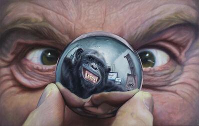 Tony South, 'Apetures', 2016
