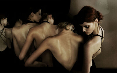 Simon Procter, 'Armani Girls, Fall/Winter 2006, Paris', 2006
