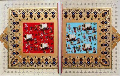 Mahmood Sabzi, 'East is East West is West', 2015