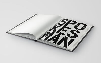 Christopher Wool, 'Page From Black Book', 1989