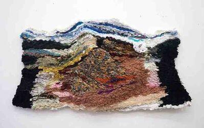 """Eugenia Nozhkina, 'Tapestry """"Mountains""""', 2017"""