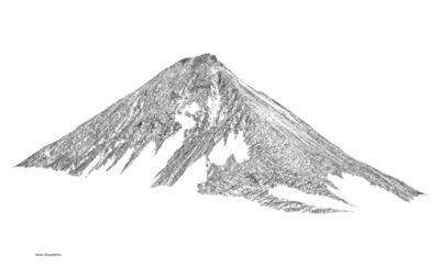 Magnus Sigurdarson, 'Baula Misty Mountain Series (6 of 6)', 2015
